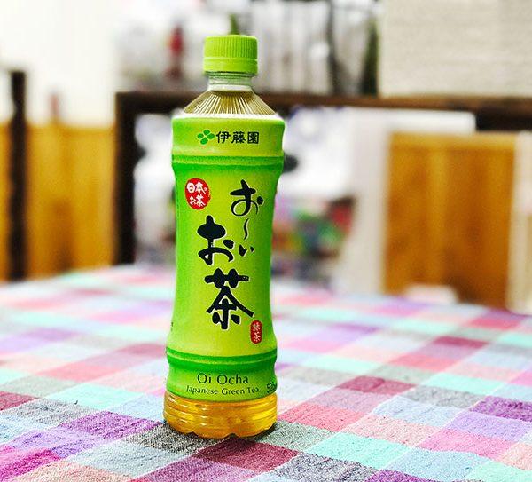 お~いお茶 緑茶 525ml