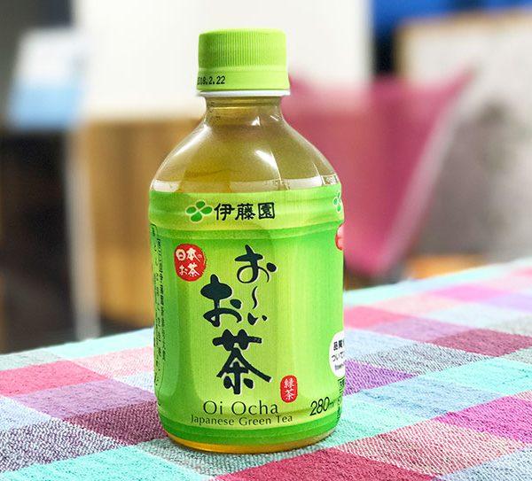 お~いお茶 緑茶 280ml